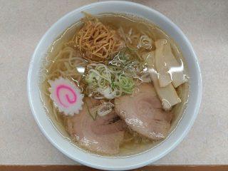 らーめん絆(朝日町) 小三郎譲りの生姜らーめんのお店