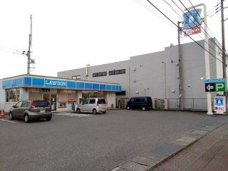 ローソン館林富士原店9月1日閉店