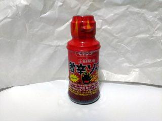 『ペヤング×正田醤油 激辛ソース』を買ってみた