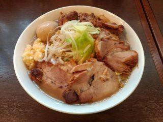 つけ麺弥七で11月27日から3日間三郎オンリー営業開催中