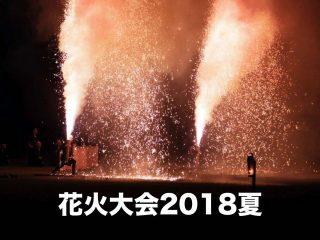 2018年館林・板倉周辺の花火大会まとめ!!