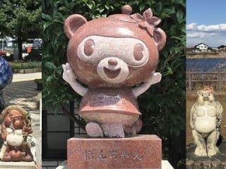 【夏休み特別企画】 分福茶釜のふるさとで縁起物のタヌキを探す城下町ロゲイニング!走ろうにっぽん 開催決定!!
