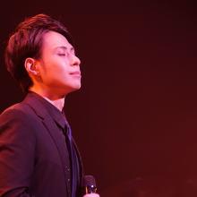 『林部智史 CONCERT TOUR 2018 ~意志の上にも三年・秋~ 館林』開催