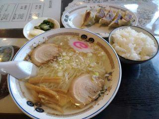 「一休」板倉東洋大前駅そばのラーメン屋さん