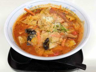 『仙人』さまざまなスープでいただく手打ち麺
