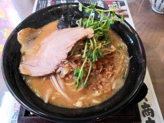 『完熟味噌らぁめん かなで商店』オープン!!