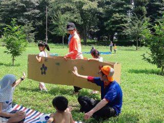 【第17回】館林市に冒険遊び場を創りたい ~7月30日の報告&「安心」と子どもとのコミュニケーション①~