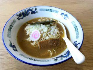 「ツバメヤ」煮干しラーメンの新店が大泉町役場前にオープン!!