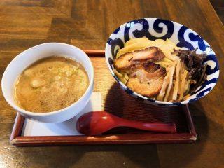 【百年小麦】ラーメン厨房ぽれぽれで『百年小麦でつけ麺』販売開始!!