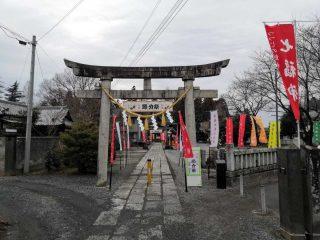 長良神社の節分祭