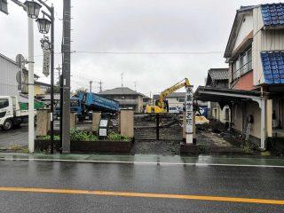 旧永壽堂医院が取り壊し。ほか【変わりゆく館林の街並み】