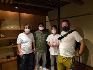 たてラ4店舗コラボイベント『潮流クジラの男達』11月15日開催!!