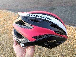 【群馬県条例改正】自転車用のヘルメットを買ったので、里沼までお試し走