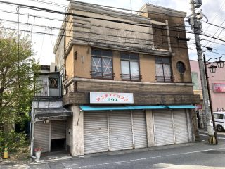 石川第2ビル・旧タデヌマ洋品店 ほか【変わりゆく館林の街並み】