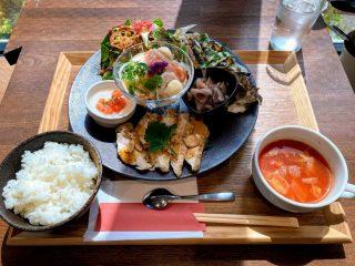TATEBAYASHI HILLS HOTELのレストラン『CAFE&DINING 蔵前』がランチをリニューアル♪