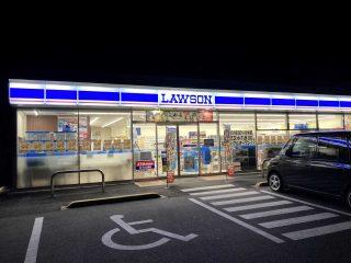 ローソン2店舗がほぼ同時リニューアルオープン!